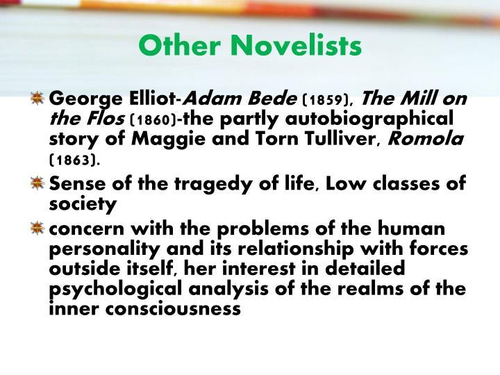 Other Novelists