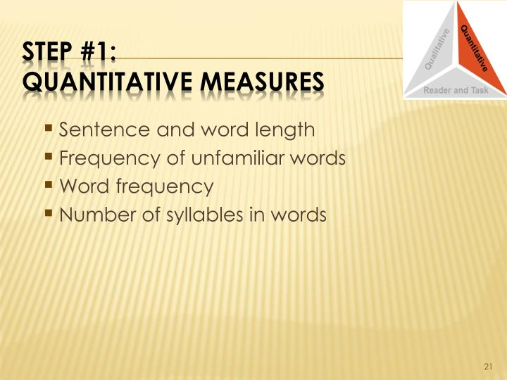 Sentence and word length