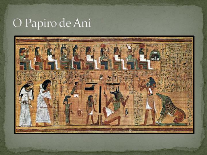 O Papiro de