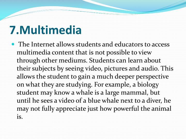 7.Multimedia