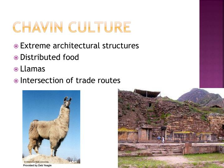 Chavin Culture