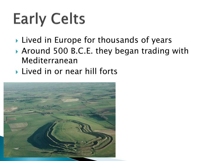 Early Celts