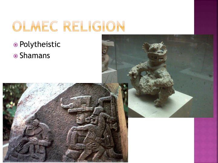 Olmec Religion