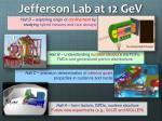 jefferson lab at 12 gev1