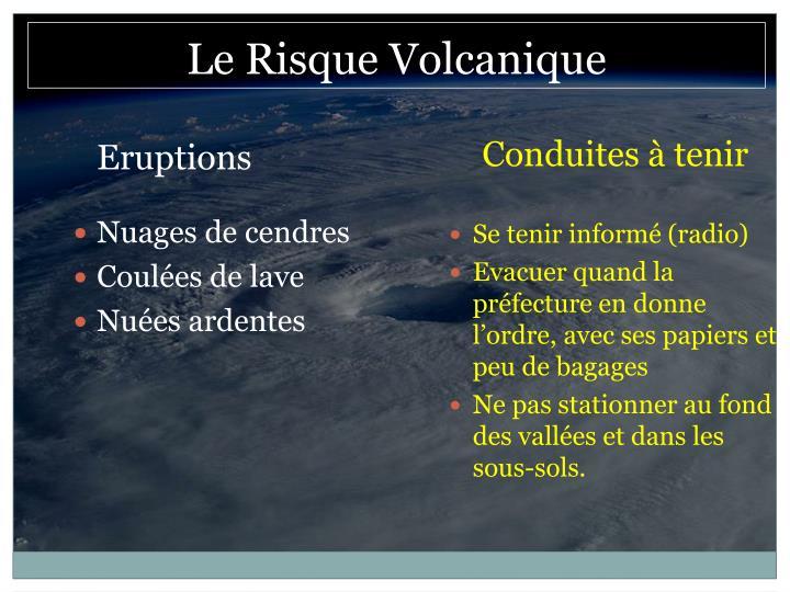 Eruptions