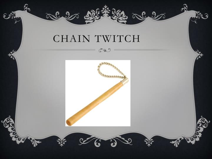Chain Twitch