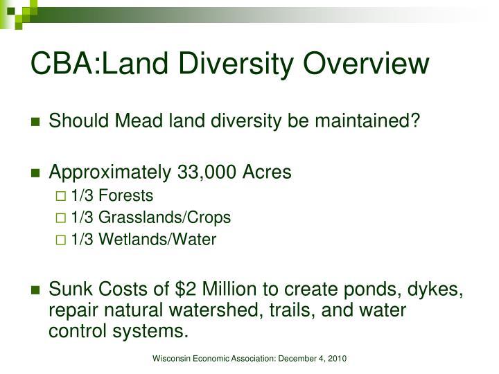 CBA:Land