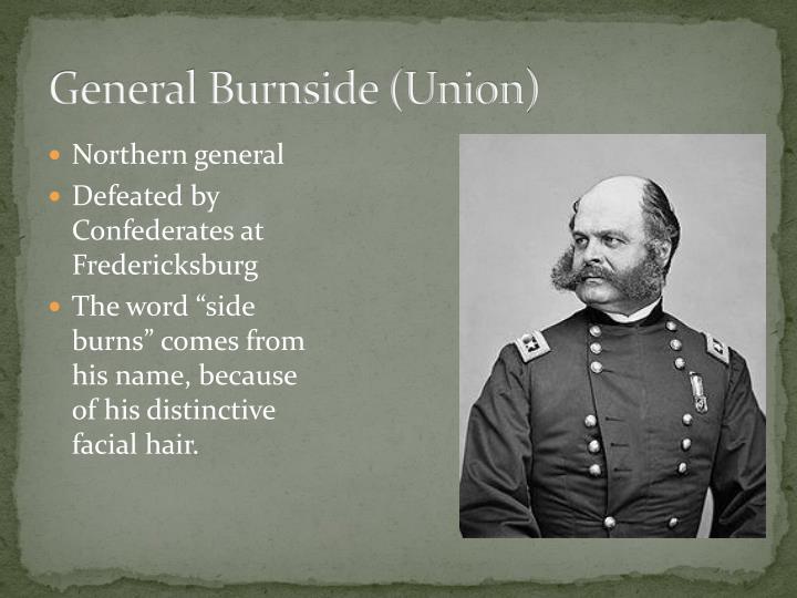 General Burnside (Union)