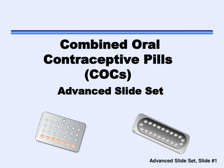 Combined oral contraceptive pills cocs