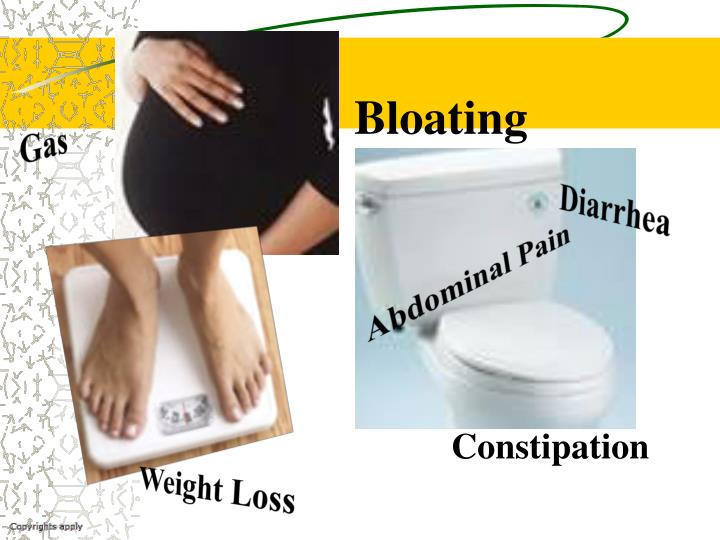 Bloating