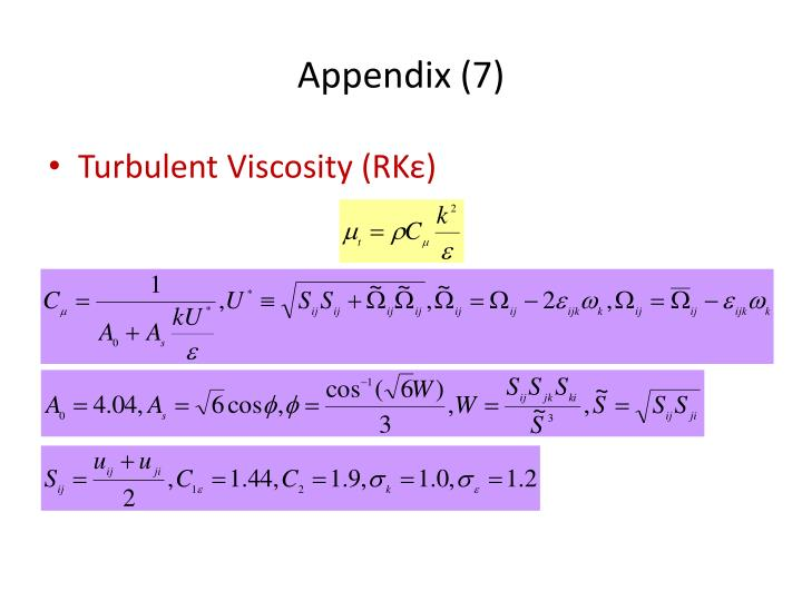 Appendix (7)