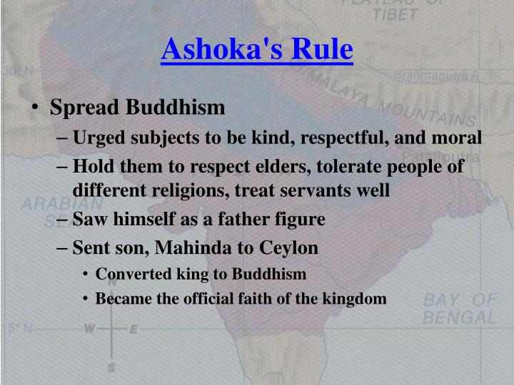 Ashoka's