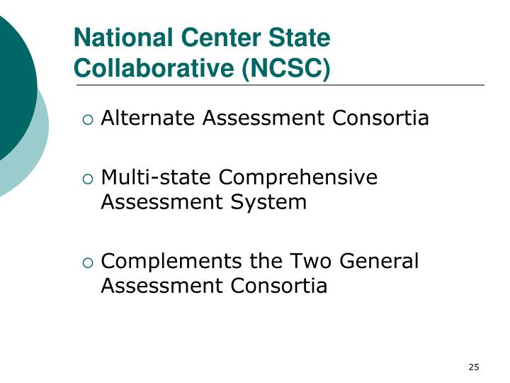 National Center State Collaborative (NCSC)