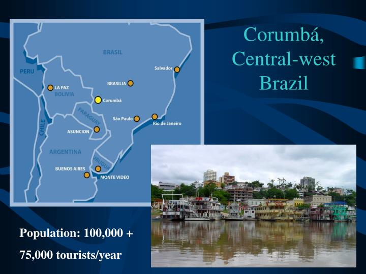 Corumbá, Central-west Brazil