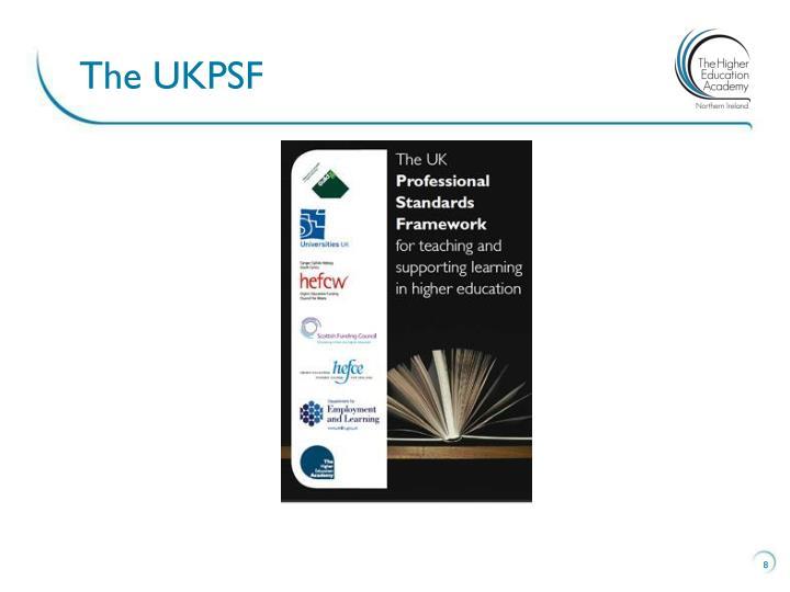 The UKPSF