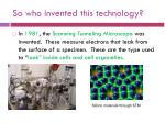 so who invented this technology16