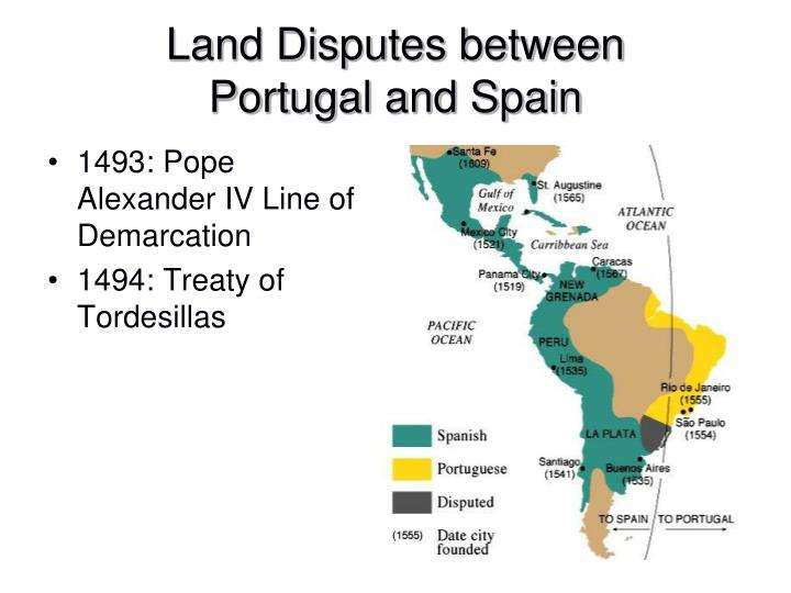 Land Disputes between