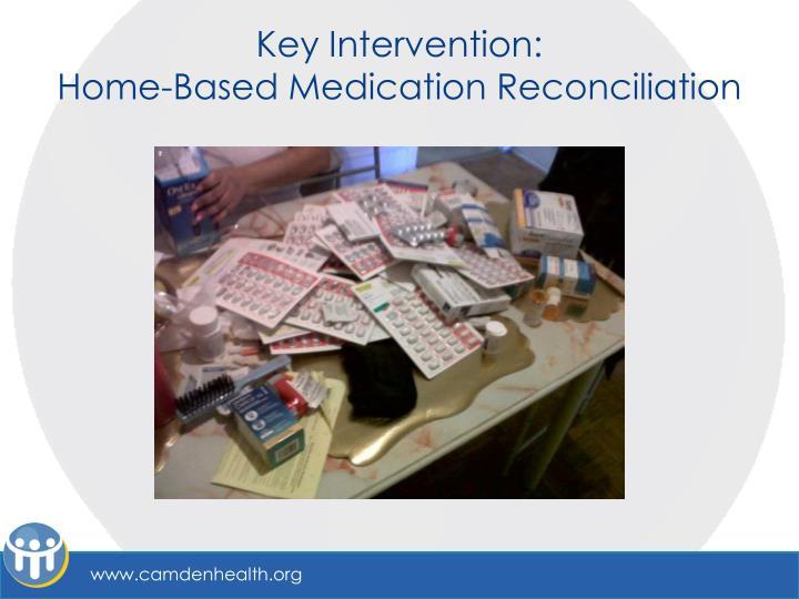 Key Intervention:
