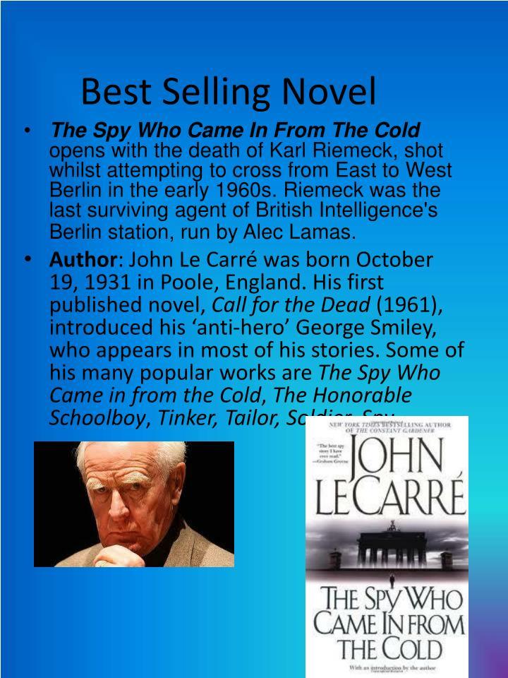 Best Selling Novel