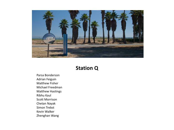 Station Q