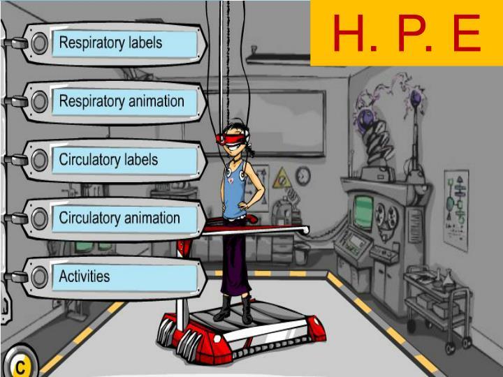 H. P. E