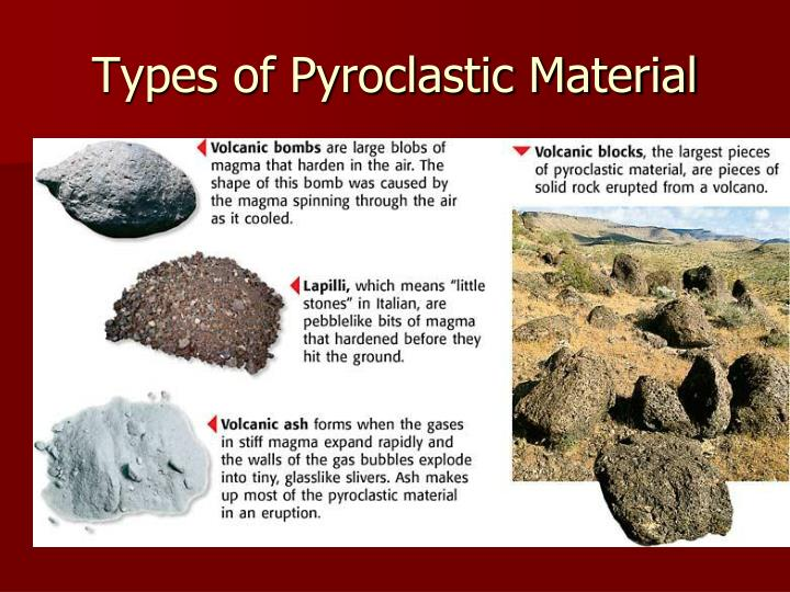 volcanoes the formation volcanic materials and types of eruption Formation of composite volcanoes they result from alternating layers of the composite materials like lava volcanic ash during and after a volcanic eruption.