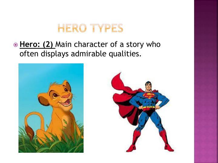 Hero Types