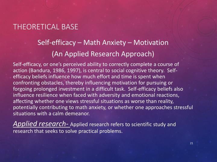 Theoretical Base