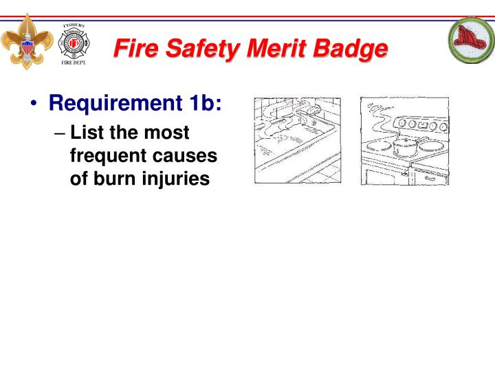 PPT - Fire Safety Merit Badge PowerPoint Presentation - ID:1989979