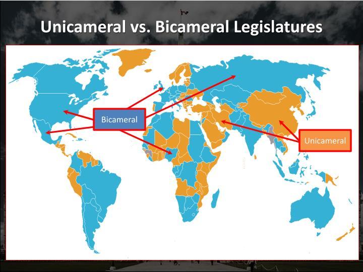Unicameral vs. Bicameral Legislatures