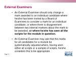 external examiners3