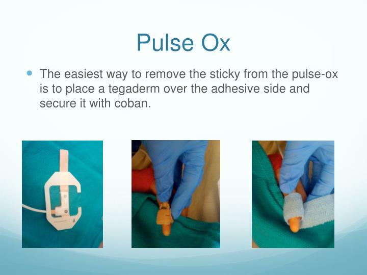 Pulse Ox