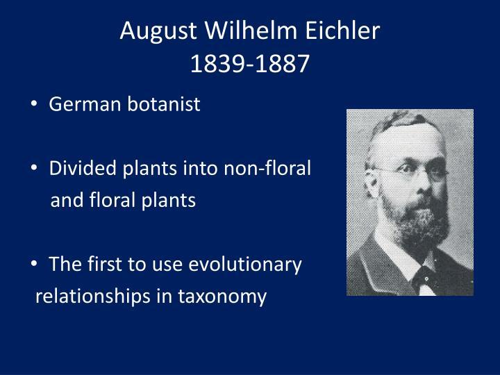 August Wilhelm