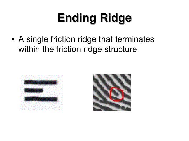 Ending Ridge