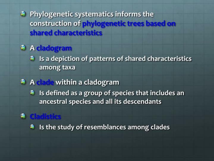 Phylogenetic