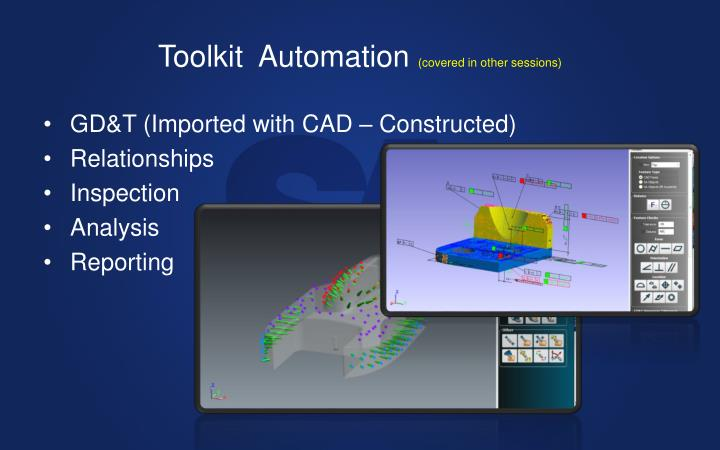 Toolkit  Automation