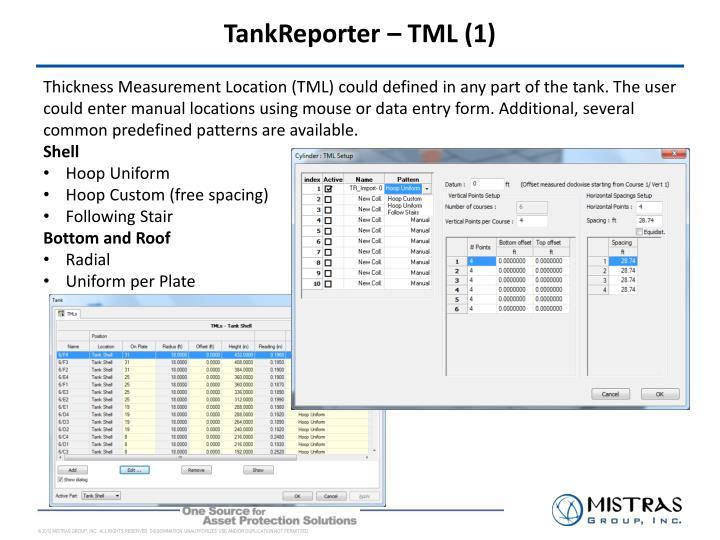TankReporter – TML (1)