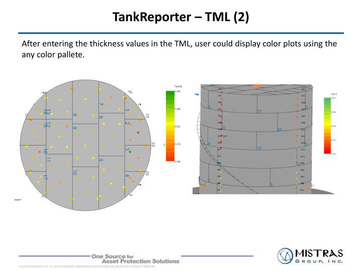 TankReporter – TML (2)