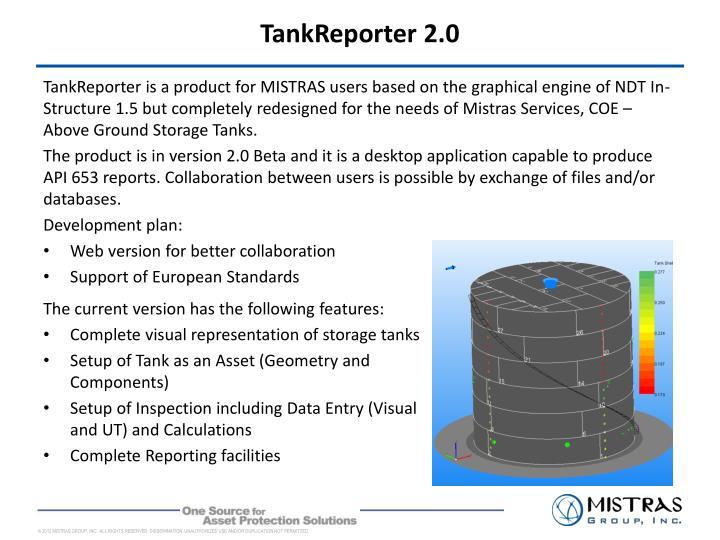 TankReporter 2.0