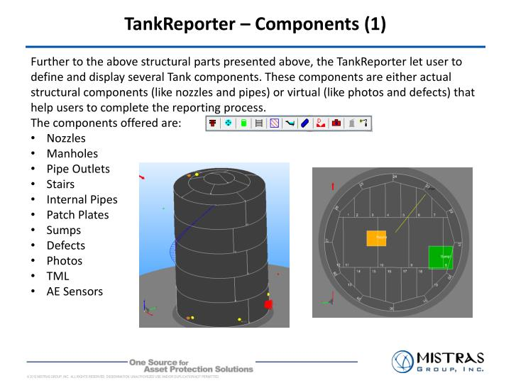 TankReporter – Components (1)