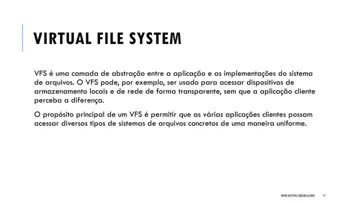 Virtual File