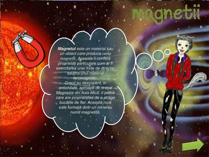 Magnetul