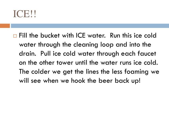 ICE!!