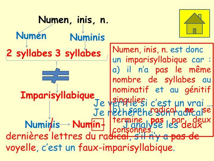 Numen