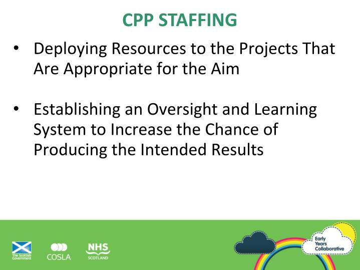 CPP Staffing