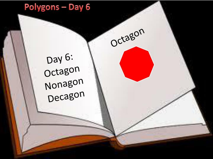 Polygons – Day 6