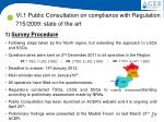 vi 1 public consultation on compliance with regulation 715 2009 state of the art
