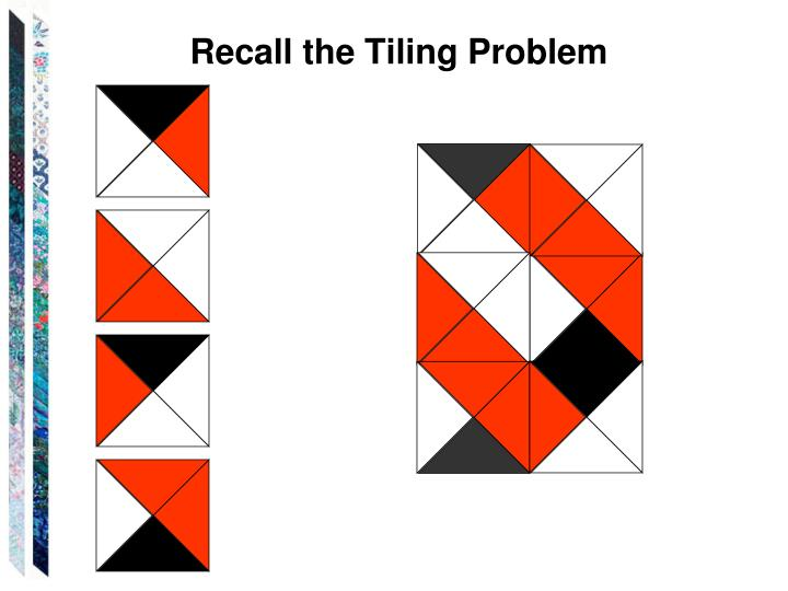 Recall the Tiling