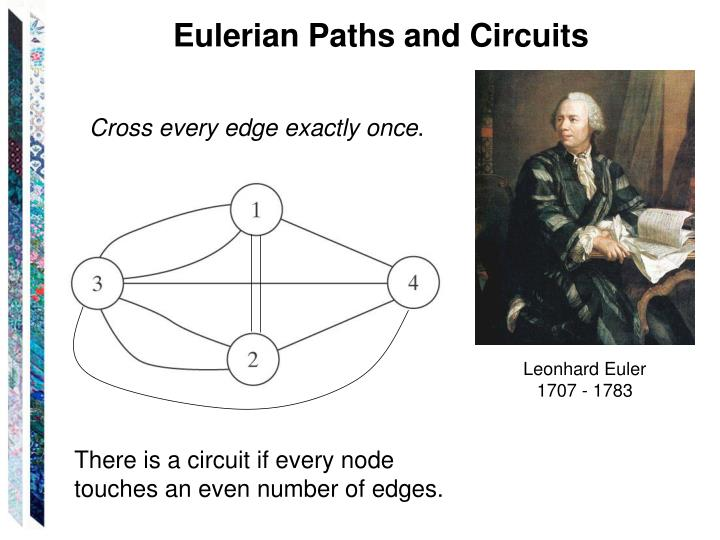 Eulerian Paths and Circuits