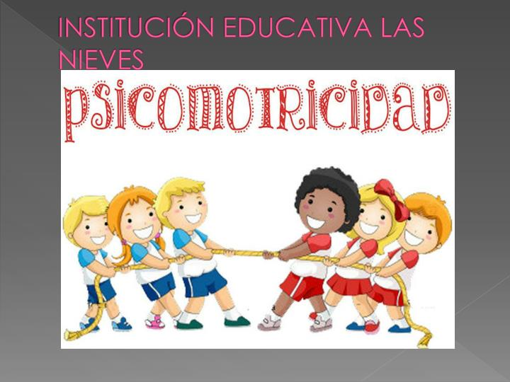 Instituci n educativa las nieves